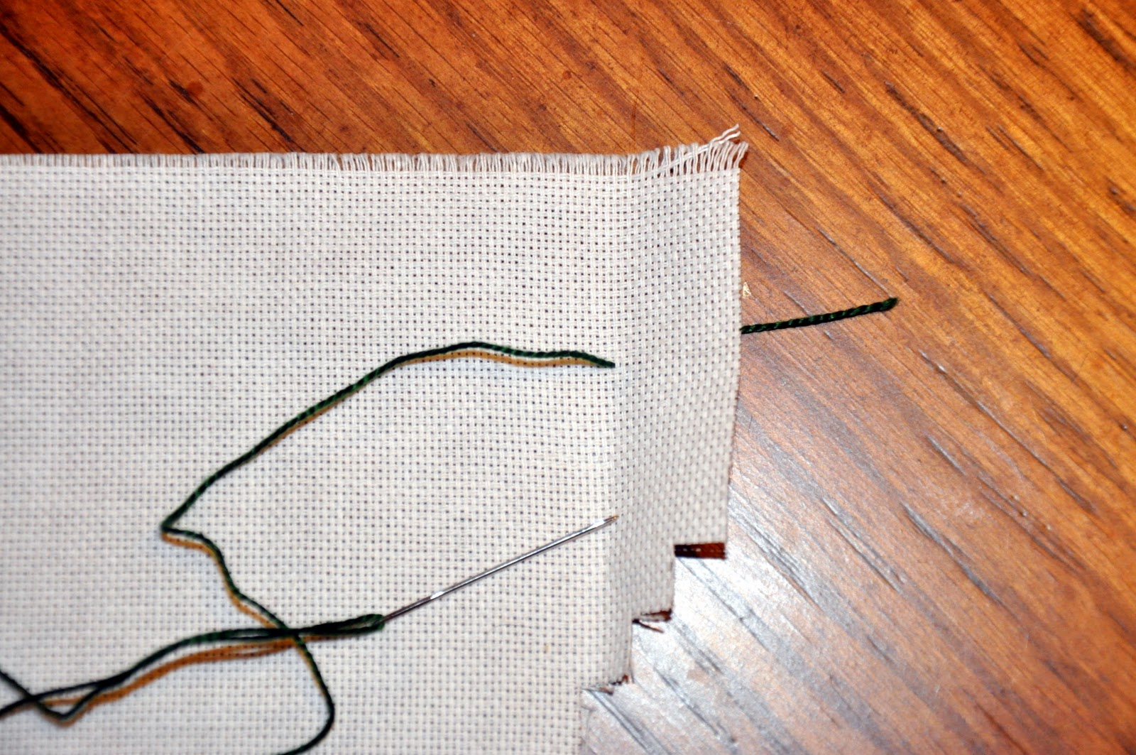 Lk at home hardanger embroidery tutorial pt sew a