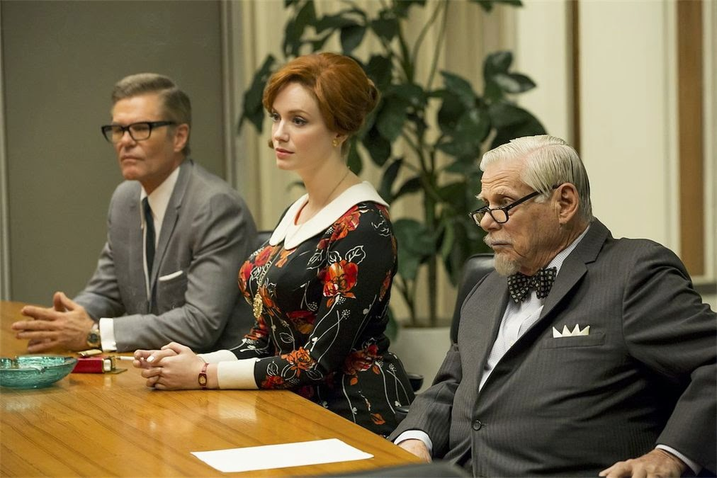 Mad Men S07E03. Field Trip