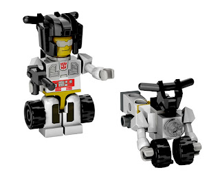 Hasbro Transformers Kre-O Micro Changers Series 2 - Groove (Protectobot)