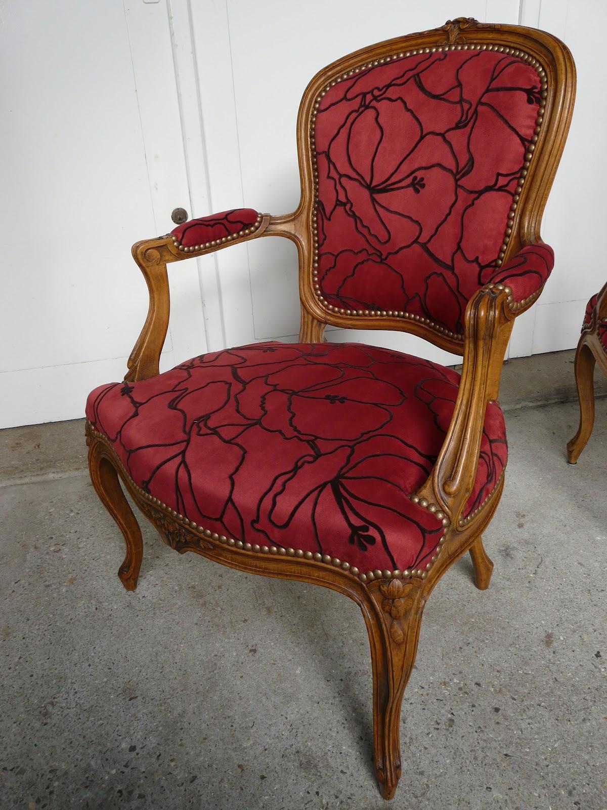 le siege dans tous ses etats paire de cabriolet louis xv. Black Bedroom Furniture Sets. Home Design Ideas