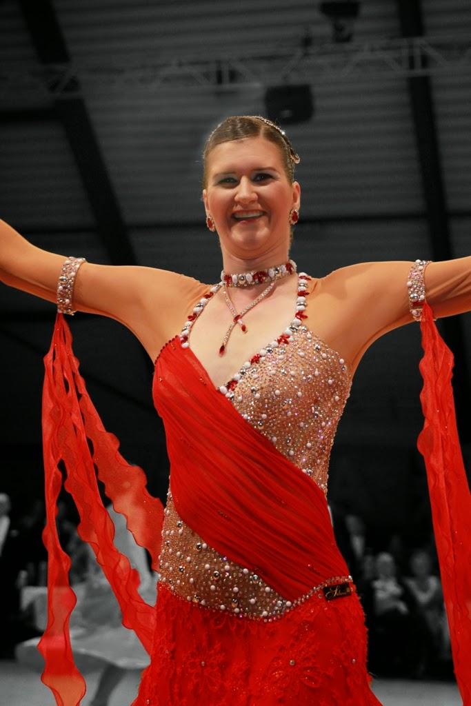 Kristel Pardon Ballroom Dancing