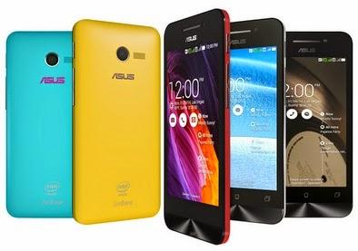 Asus Zenfone 4 Smartphone Android Murah Rp 1 Jutaan