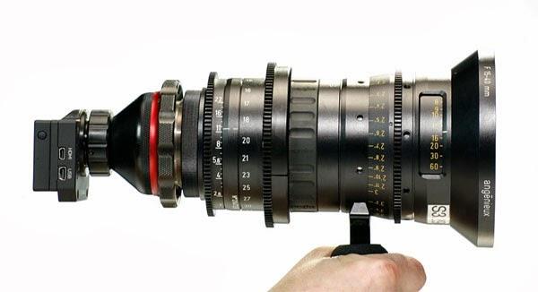 Novo Câmera