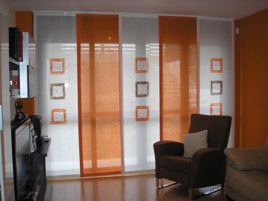 Alba hogar paneles japoneses - Paneles japoneses cortos ...