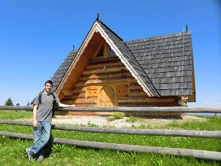 Casa de madera en Gubałówka
