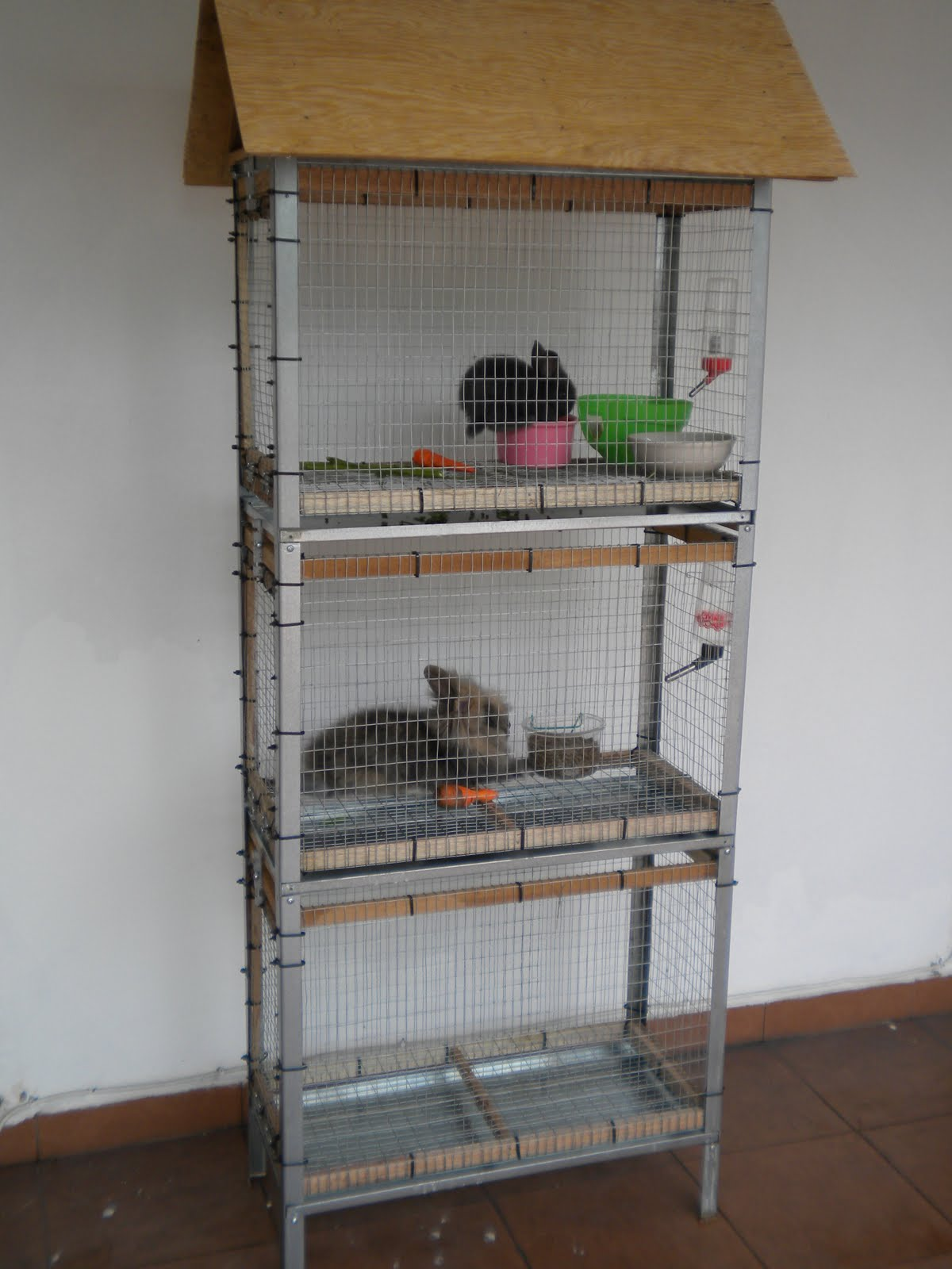 Diy rabbit hutch for Diy hutch plans