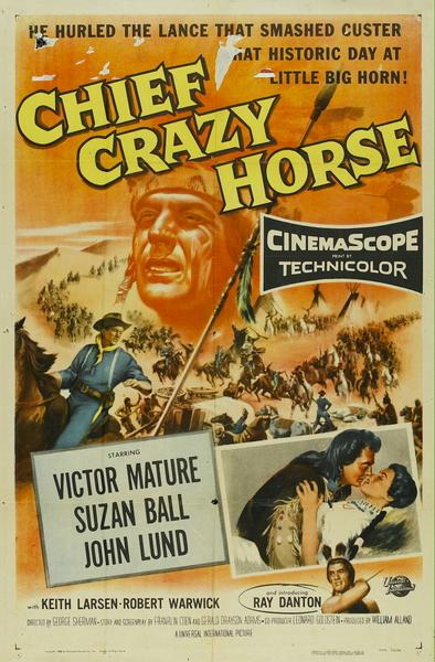 Chief Crazy Horse. (Chief Crazy Horse). Sinopse:
