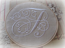 Custom Initial Hoop