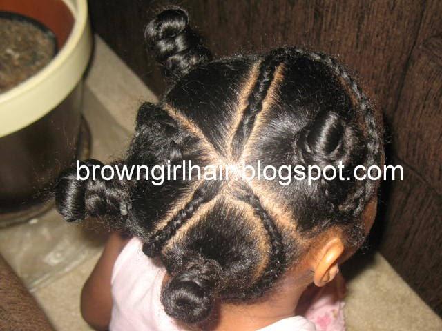 Hair Knots Natural Hair