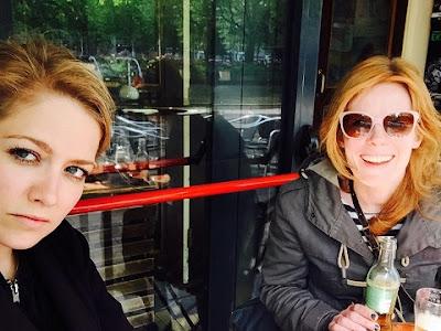 plog Yentl en de Boer selfie
