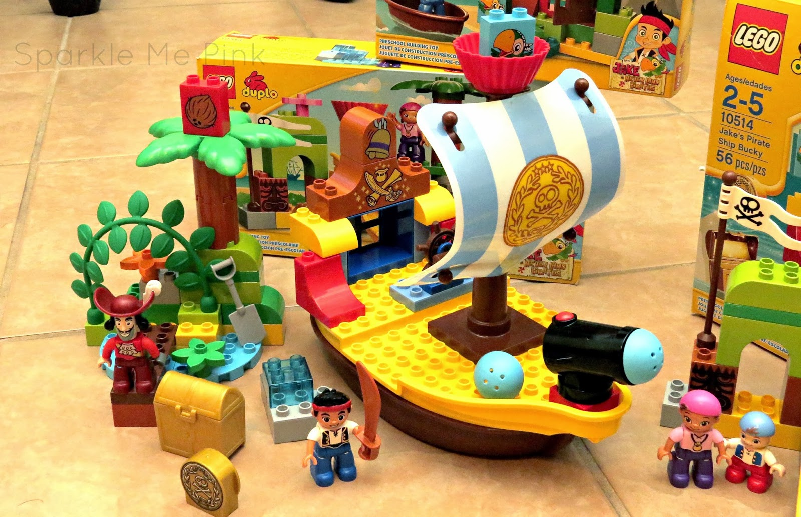 Sparkle Me Pink Lego Duplo Toy Review