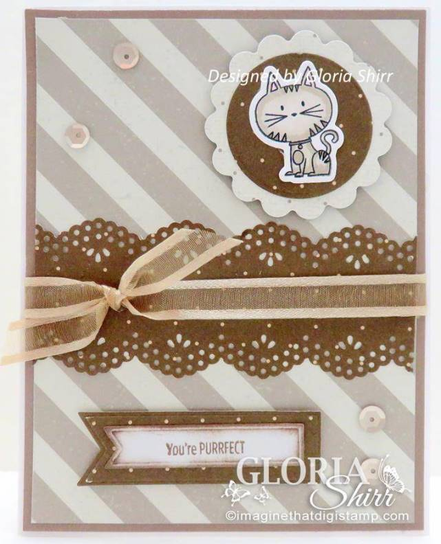 Featured Card with Craftaholics R Us