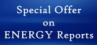 Discounted Reports on Energy