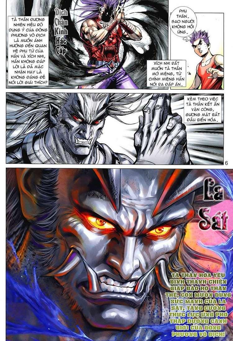 Hoả Vân Tà Thần II chap 98 - Trang 6