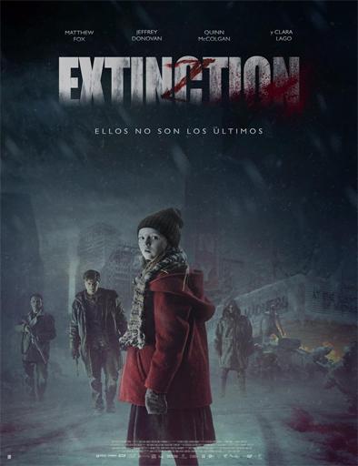 Ver Extinction (2015) Online