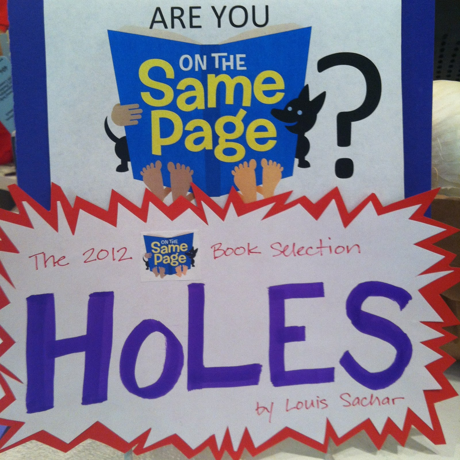 essays on the book holes by louis sachar