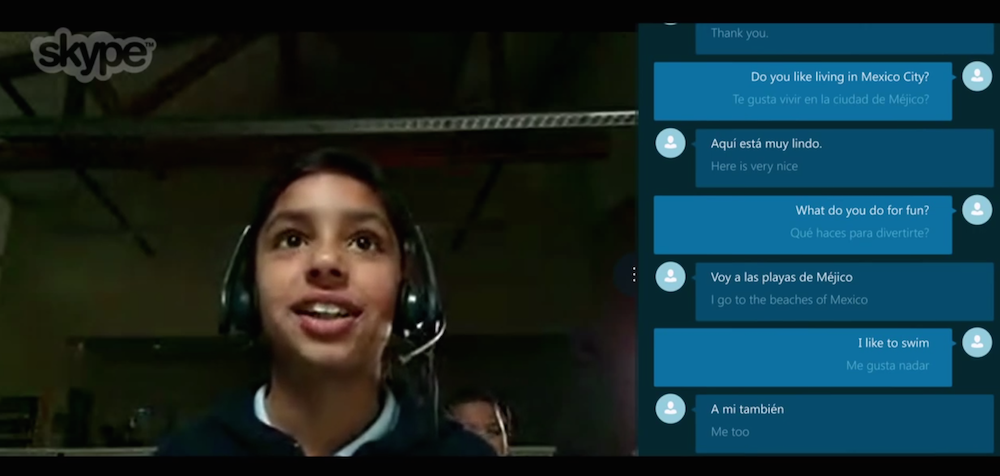"""Skype"" in an experiment to launch simultaneous translation tool in French"