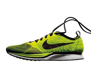 Nike Flyknit Running Shoe Innovation