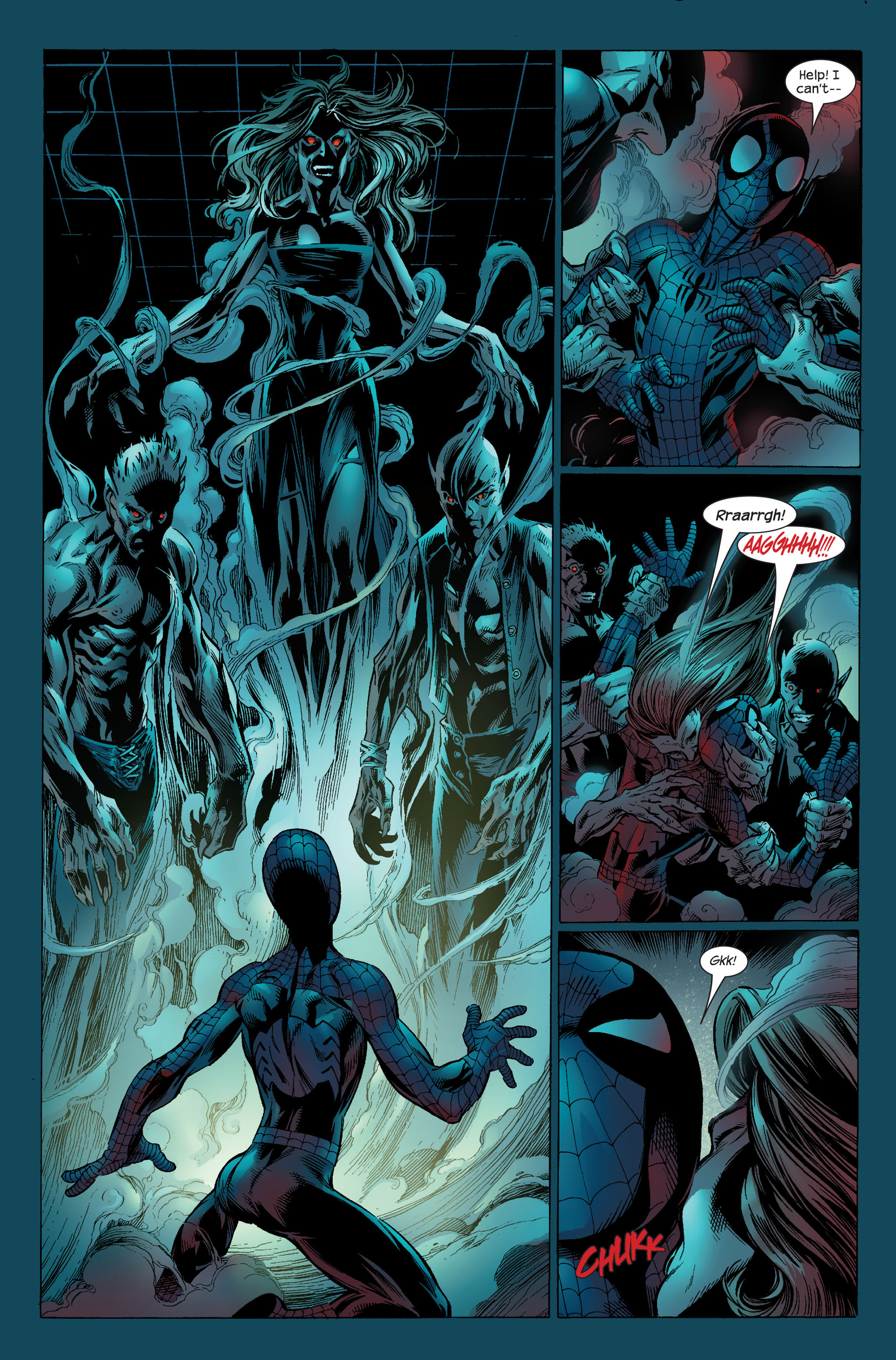 Ultimate Spider-Man (2000) Issue #96 #100 - English 15