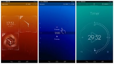 Timely Alarm Clock - Aplikasi Alarm dengan tampilan Cantik