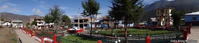 Foto Plaza de Armas de Paccho