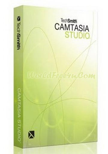 Cover OF Camtasia Studio v 8.0.0 Full Latest Version Free Download At worldfree4u.com