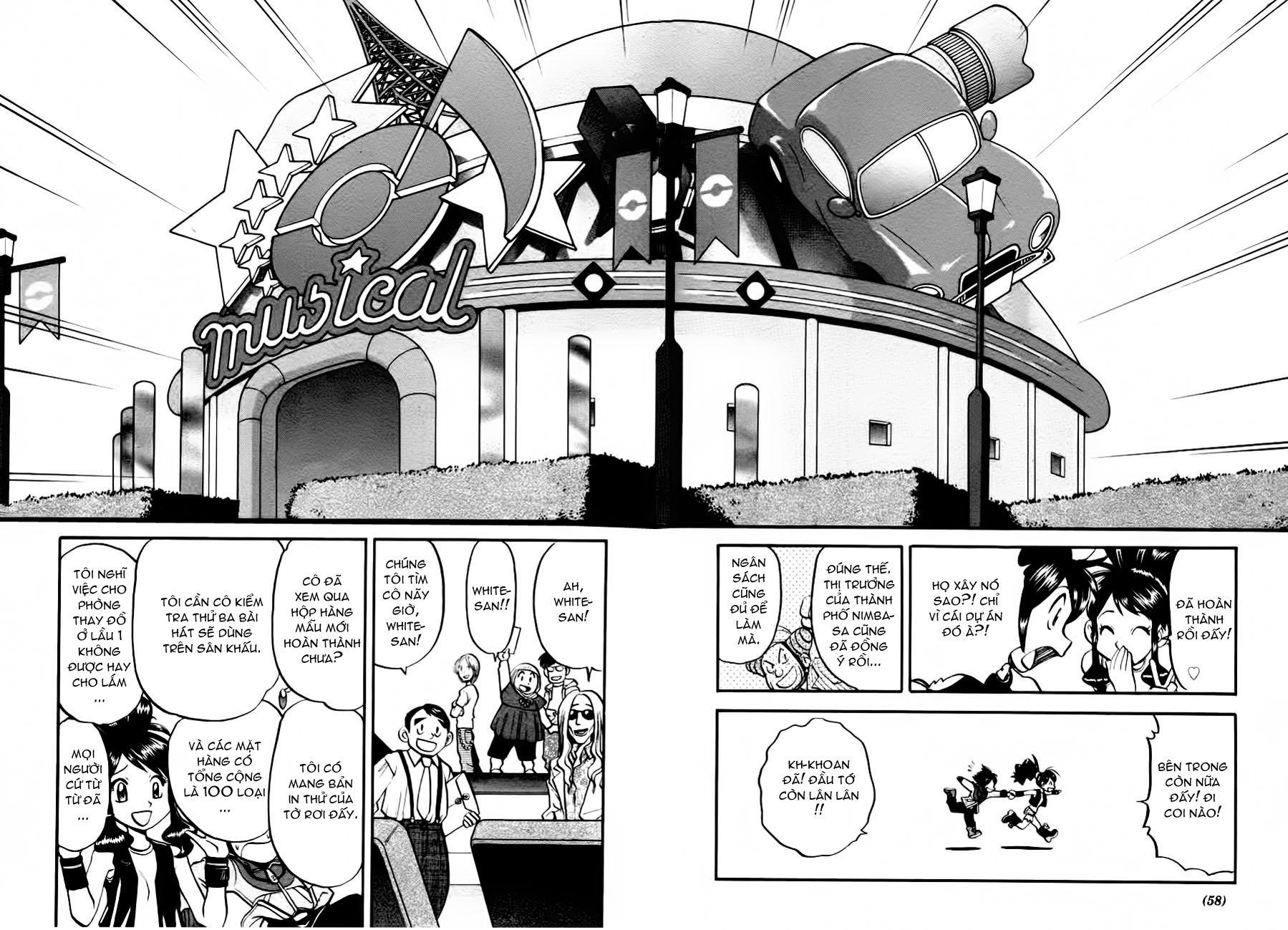 Pokemon Special Chap 482 - Next Chap 483