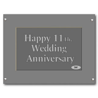 Wedding Gift 11 Years : Shawn and Emily Stoik: ~Happy 11th Anniversary!~ Shawn and Emily Stoik ...