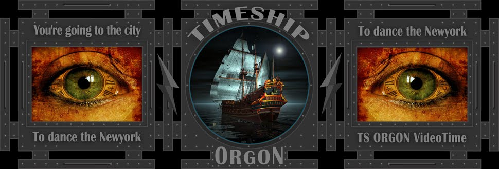 Timeship ORGON VideoTime