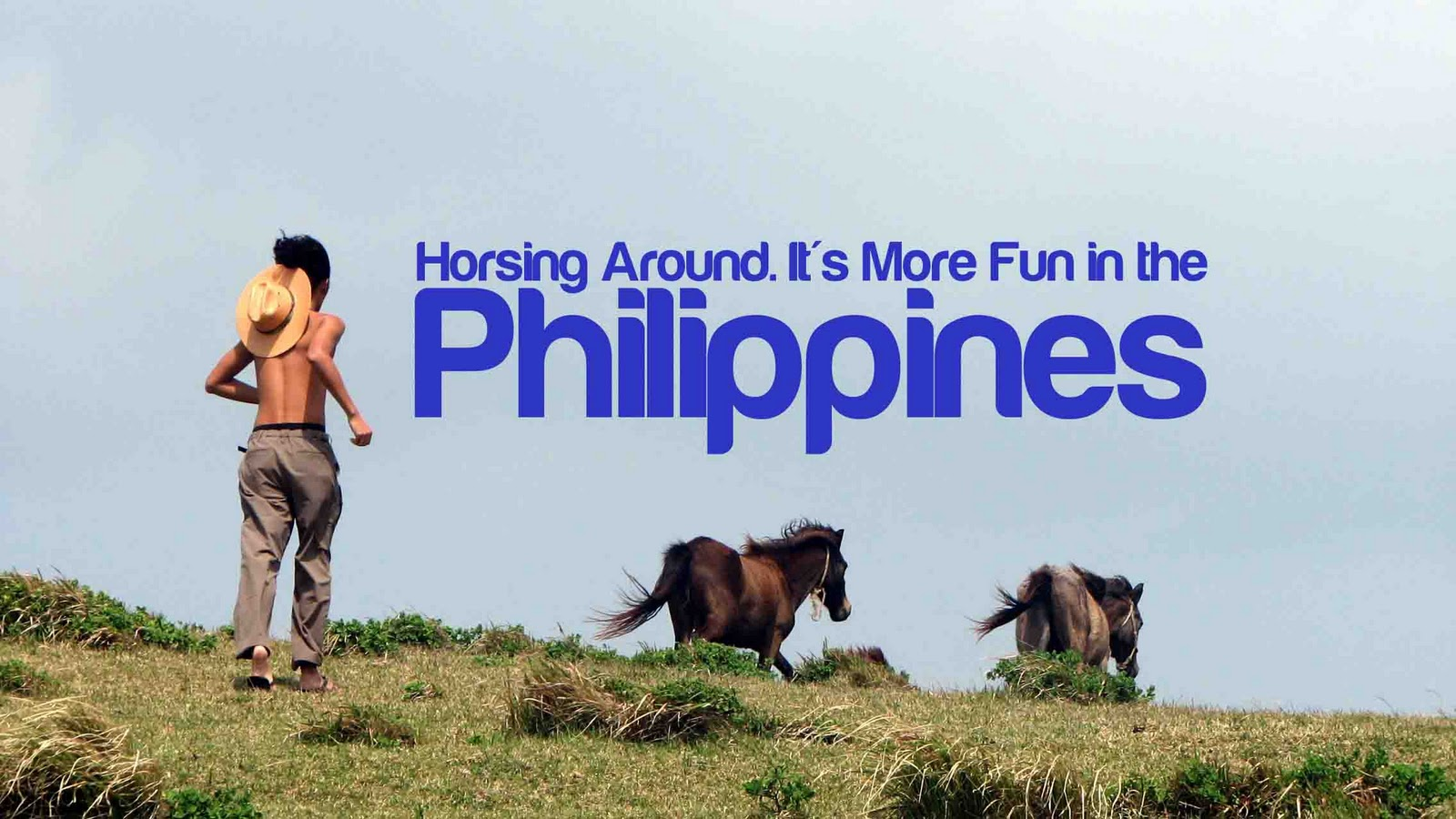 it s more fun in the philippines Are you planning to go out on a trip or perhaps a retreat why spend so much for an out of the country vacation when you can already have all the sweetest escape here in the philippines.