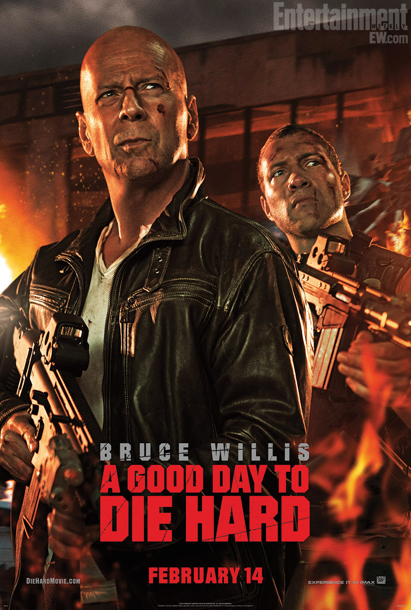 A Good Day to Die Hard (2013) Movie Download