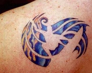 Tattoo surf 125 Arranging