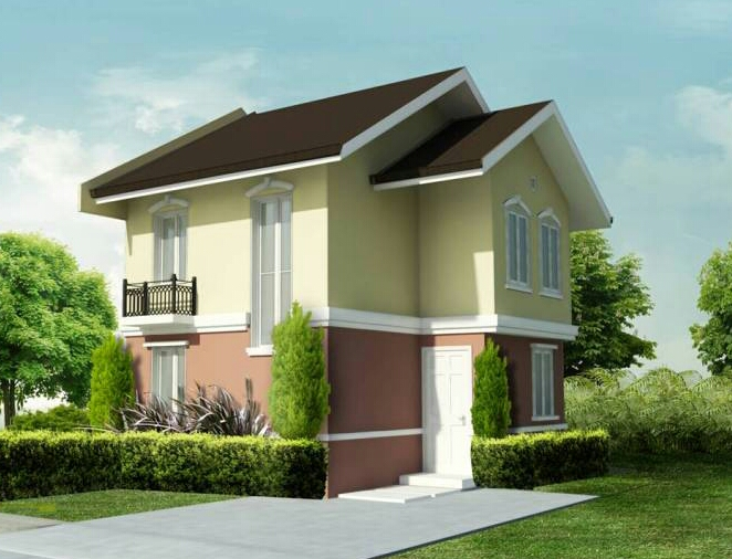 Small house exterior design for Small house exterior