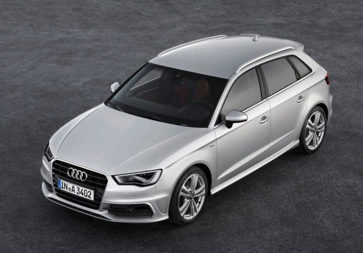 sophisticated cars audi a3 sportback s line 2014. Black Bedroom Furniture Sets. Home Design Ideas