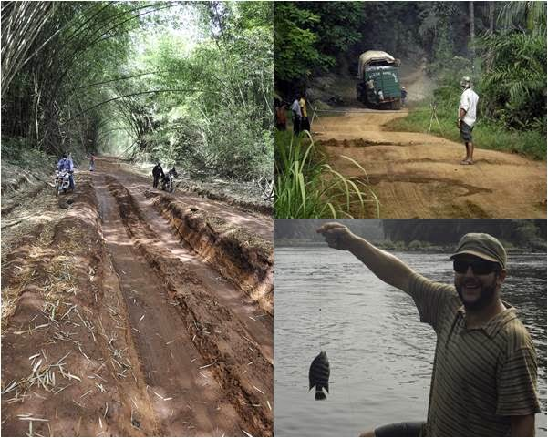 Travel Through West Africa
