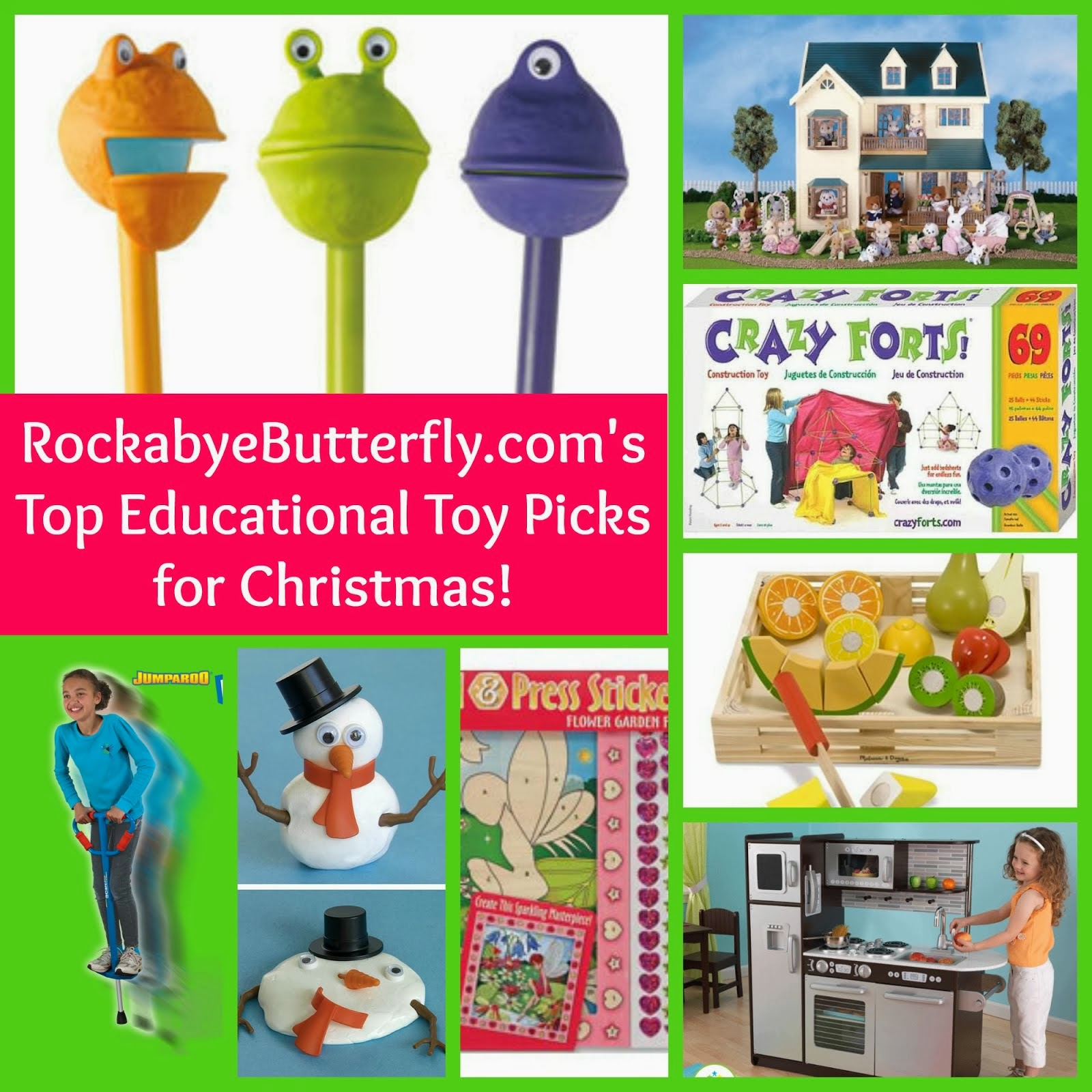 Our Christmas Toy List!