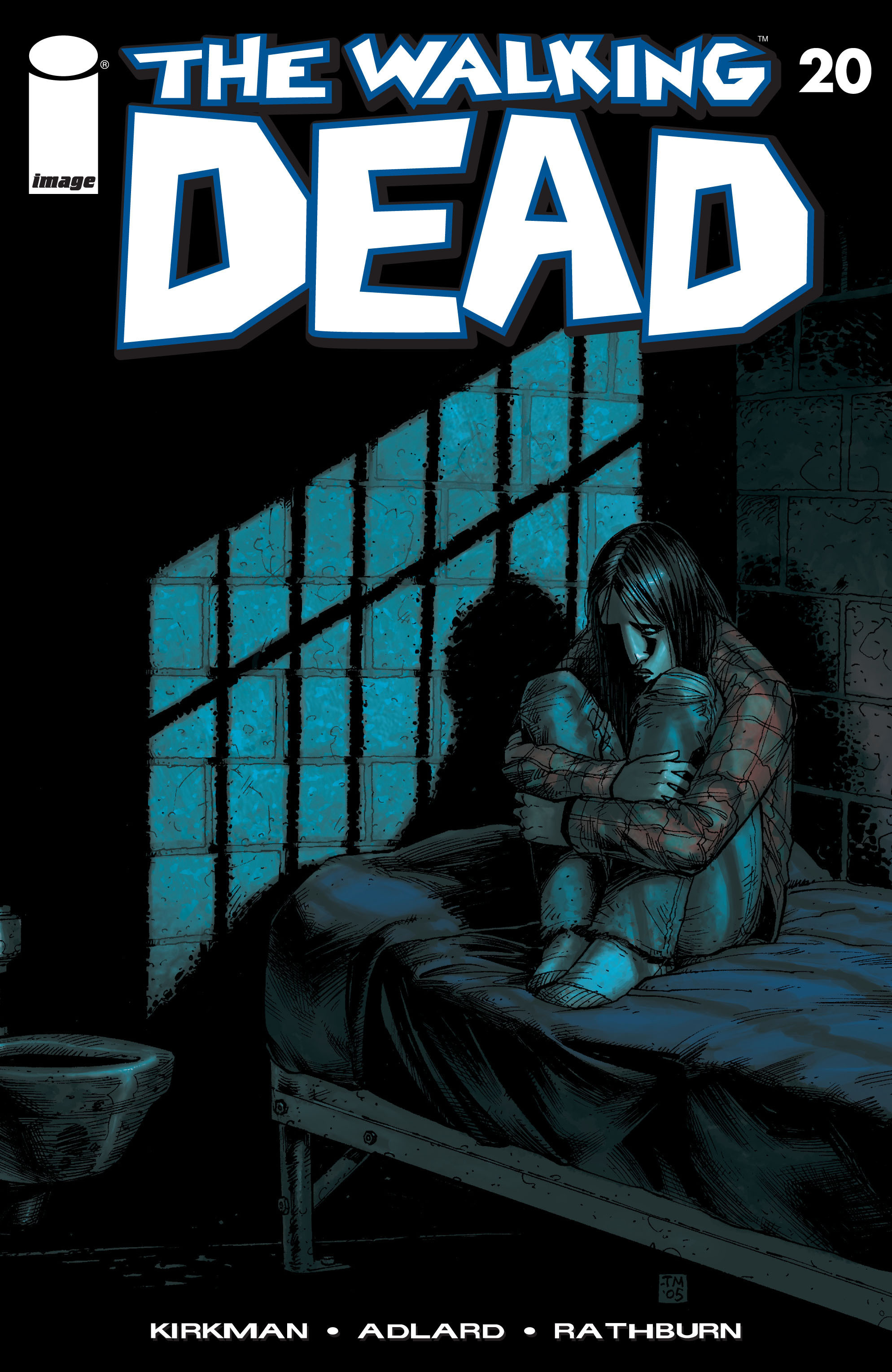 The Walking Dead 20 Page 1