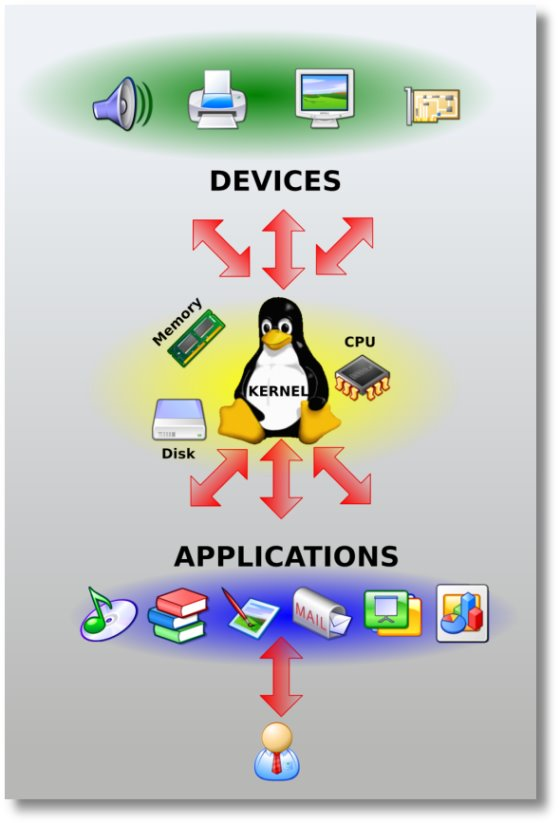 linux kernel and free software