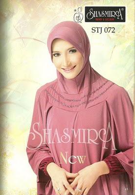 Jilbab Shasmira STJ 072