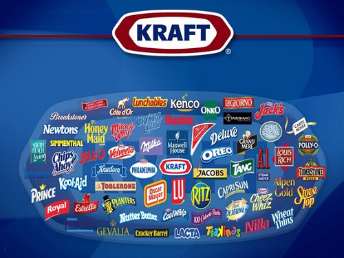 Kraft foods for Cuisine kraft