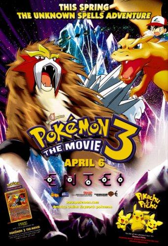 Pokémon: Filme 03 – O Feitiço dos Unown – Dublado