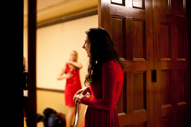 Oregon State University Red Dress Fashion Show
