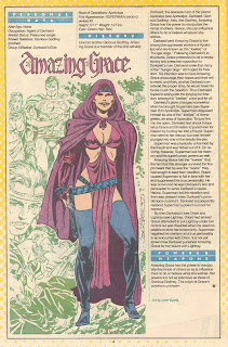 Amazing Grace DC Comic