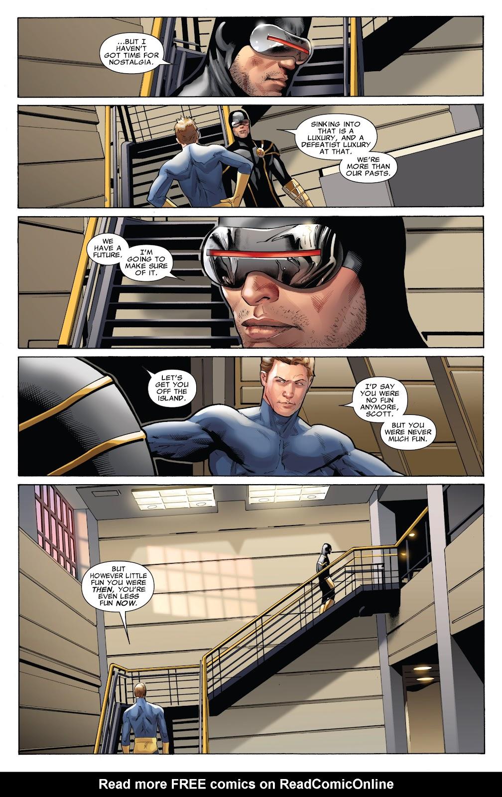 Uncanny X-Men (1963) Issue #544 #572 - English 11