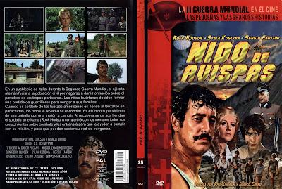 Nido de Avispas 1970 | Caratula, cine clásico
