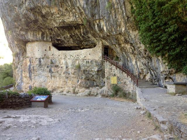 Ermita de Sant Úrbez. Añisclo