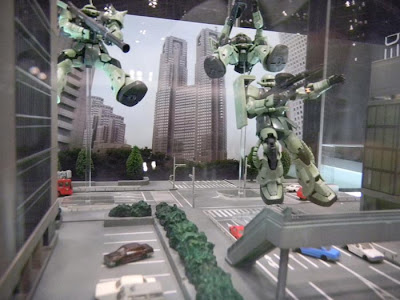 C3xHobby 2011 Gundam Dioramas