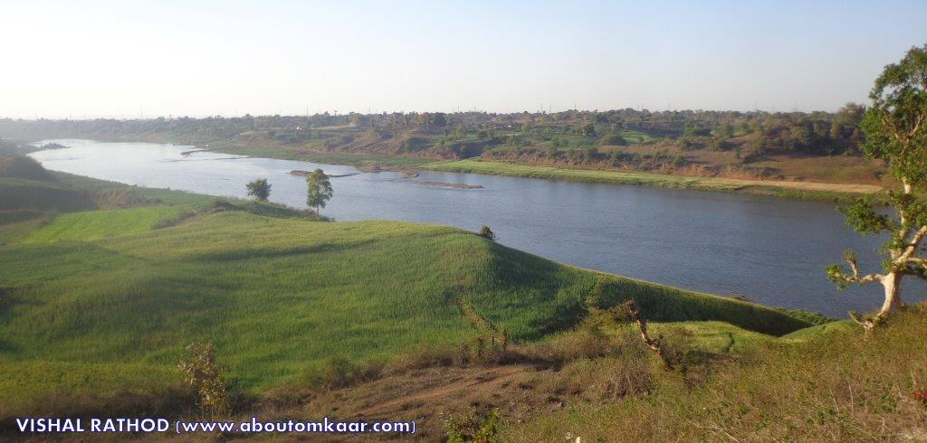 Narmada river in Madhya Pradesh,Travel India
