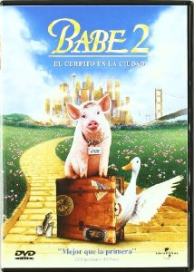 Babe Pig in the City (1998) Hindi BRRIP