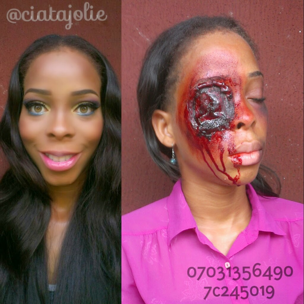special effects makeup-typearls